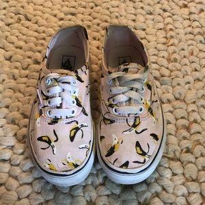 Vans banana authentic sneakers